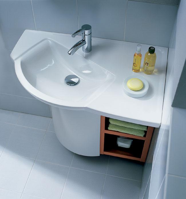 Угловая раковина в ванную комнату купить