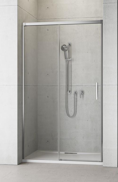 Душевая дверь Radaway Idea DWJ 130 L прозрачное душевая дверь radaway idea dwj 150 l прозрачное