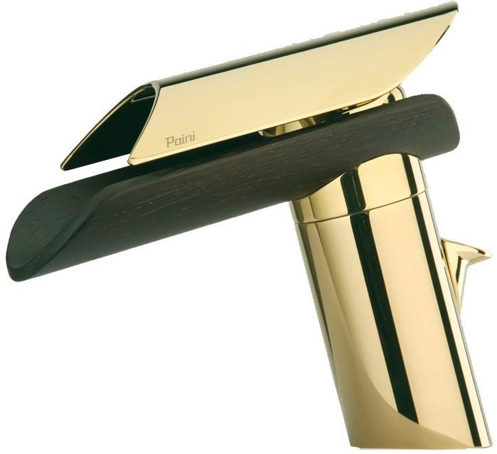 Фото - Смеситель для биде с донным клапаном Paini Morgana 73OP306LZ смеситель для биде с донным клапаном paini morgana 73op306