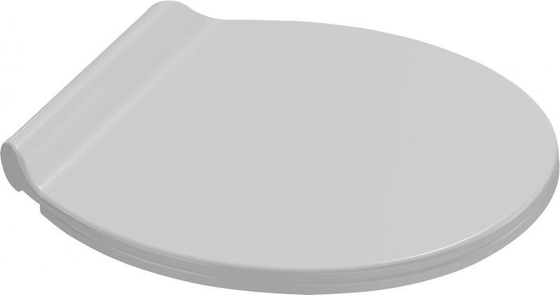 Сиденье и крышка дюропласт с металлическим креплением Soft Close BelBagno Prospero BB507SC.