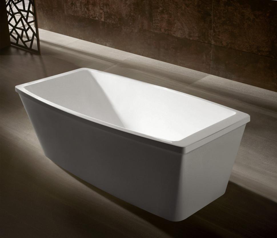 Акриловая ванна 170х80 см Gemy G9229 акриловая ванна gemy g9245