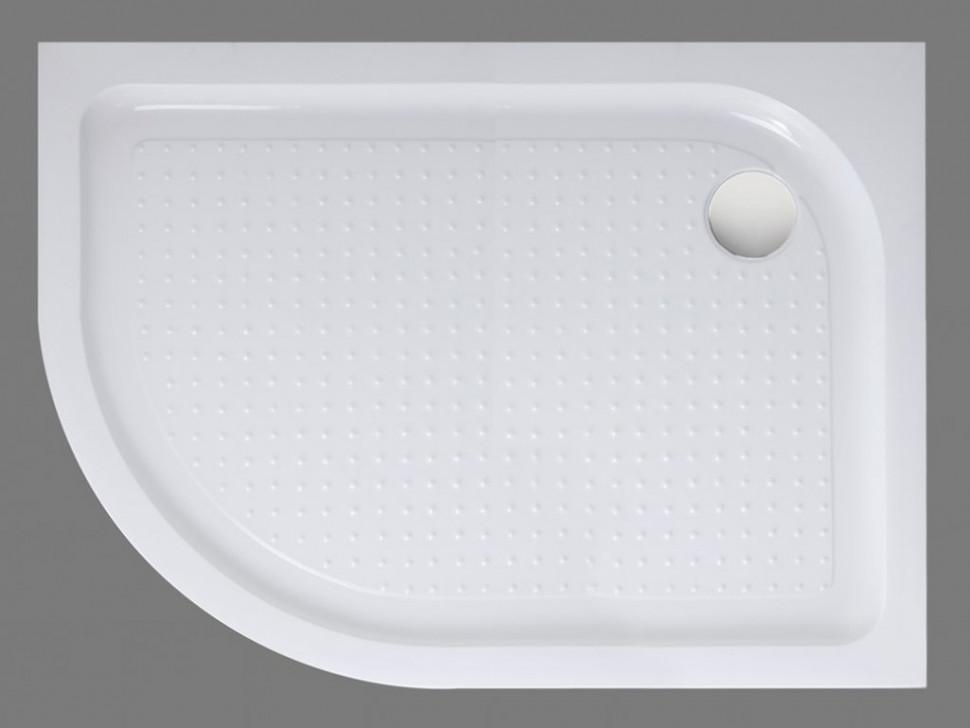 Акриловый поддон 100x80 см BelBagno TRAY-BB-RH-100/80-550-15-W-R акриловый поддон 85x85 см belbagno tray bb a 85 15 w