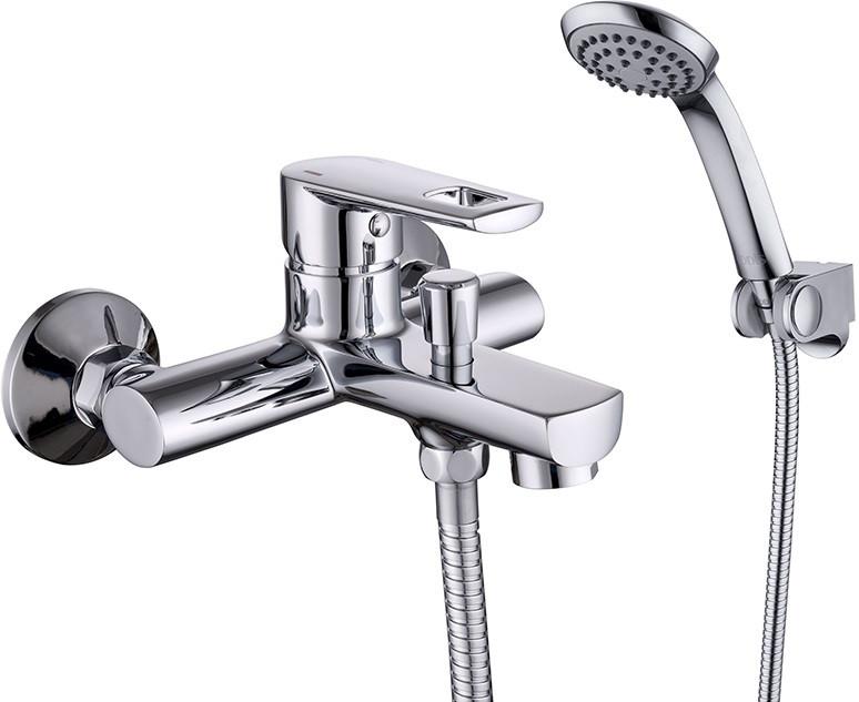 Фото - Смеситель для ванны IDDIS Runo RUNSB00i02 смеситель для ванны iddis runo runsbl2i10wa универсальный хром