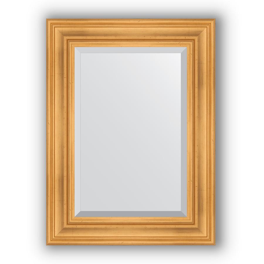 Зеркало 59х79 см травленое золото Evoform Exclusive BY 3392 зеркало evoform exclusive 176х116 травленое золото