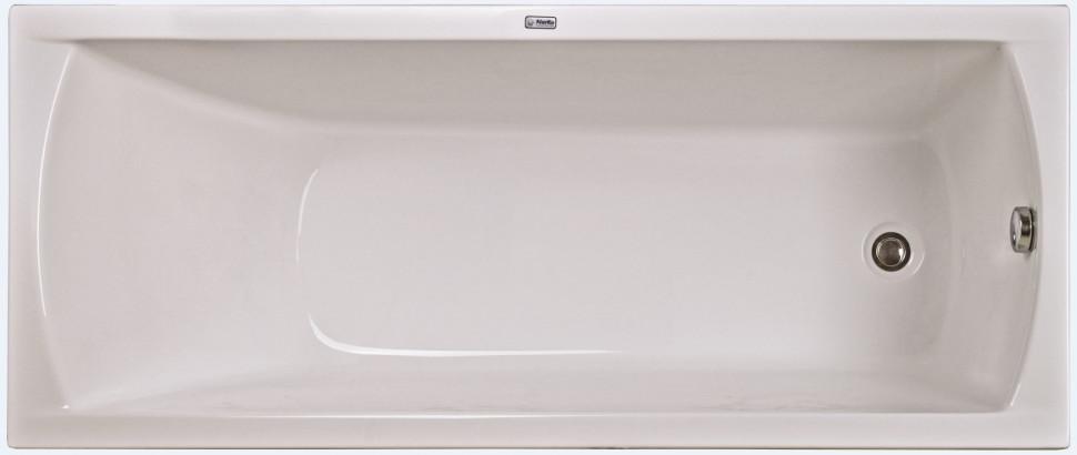 Фото - Акриловая ванна 140х70 см Marka One Modern 01мод1470 акриловая ванна marka one modern 150х70 с гидромассажем light