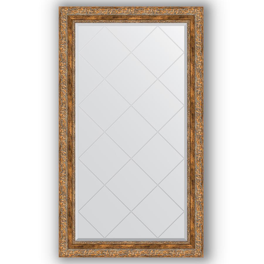 Фото - Зеркало 75х130 см виньетка античная бронза Evoform Exclusive-G BY 4230 зеркало 75х130 см виньетка античная бронза evoform exclusive g by 4230