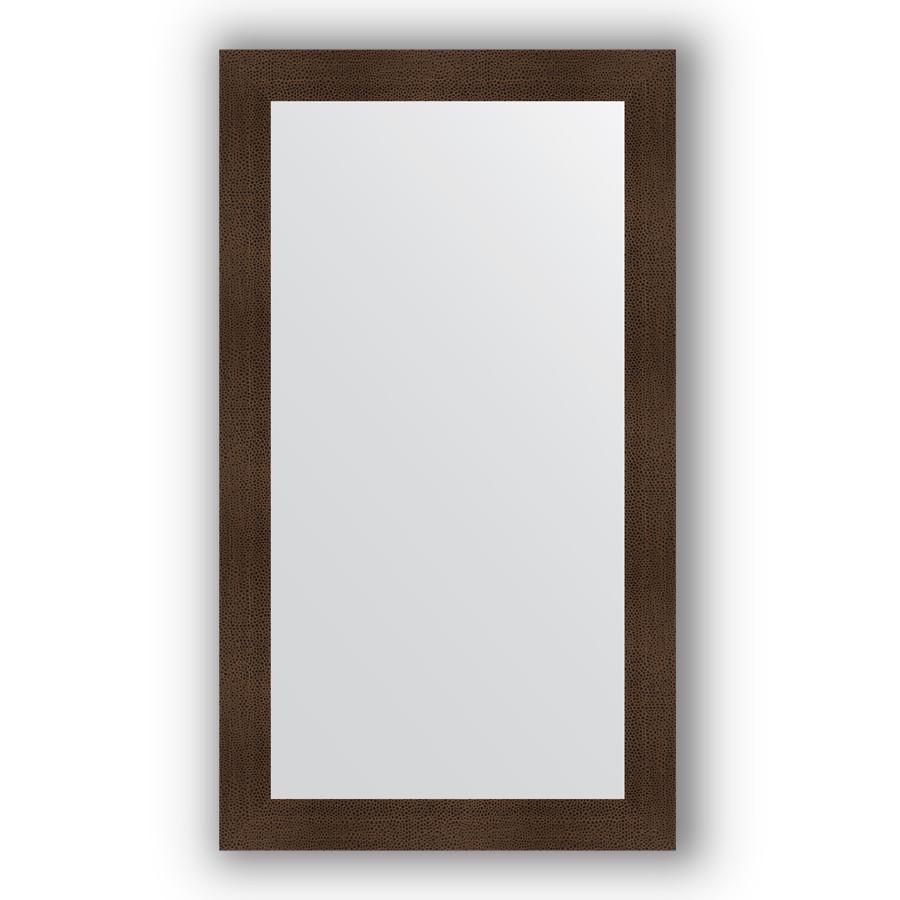 Фото - Зеркало 80х140 см бронзовая лава Evoform Definite BY 3312 зеркало evoform definite floor 201х81 бронзовая лава
