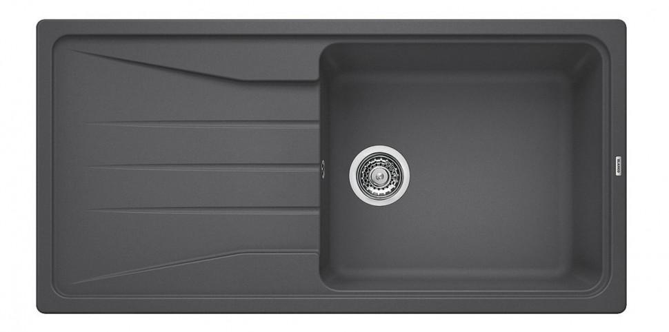Кухонная мойка Blanco Sona XL 6S Темная скала 519690 кухонная мойка blanco sona 6s жемчужная