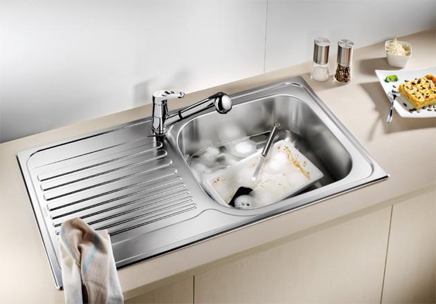 Кухонная мойка Blanco Tipo XL 6S Полированная сталь 511908 blanco tipo xl 6 s полированная сталь