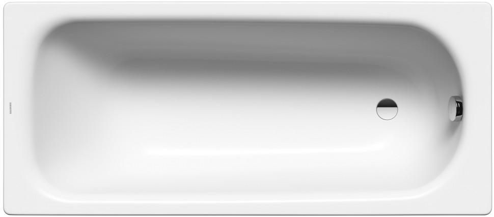 Стальная ванна 140х70 см Kaldewei Saniform Plus 360-1 Standard стальная ванна kaldewei eurowa 309 1 140x70 см 119512030001