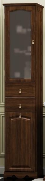 Пенал напольный орех антикварный Opadiris Риспекто Z0000000595 шкаф пенал opadiris риспекто 0000000798