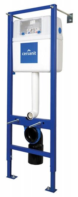 Инсталляционная система для унитазов Cersanit Vector IN-MZ-VECTOR инсталляция для унитазов cersanit link pro s in mz link pro