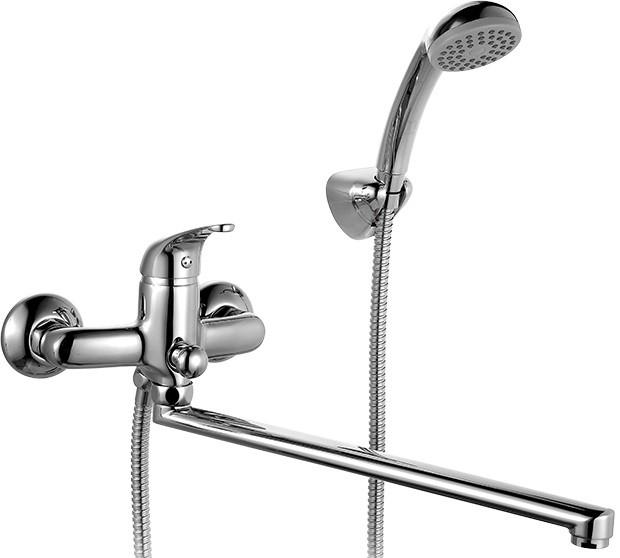 Смеситель для ванны Milardo Davis DA23A99CK MI