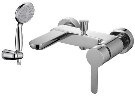 Смеситель для ванны Lemark Magic LM3402C смеситель для кухни lemark magic lm3405c