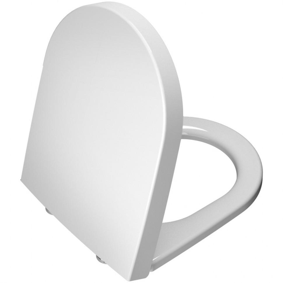 Крышка-сиденье с микролифтом Vitra Form 500 97-003-009 vitra form 500 сиденье для унитаза дюропласт с микролифтом 97 003 009