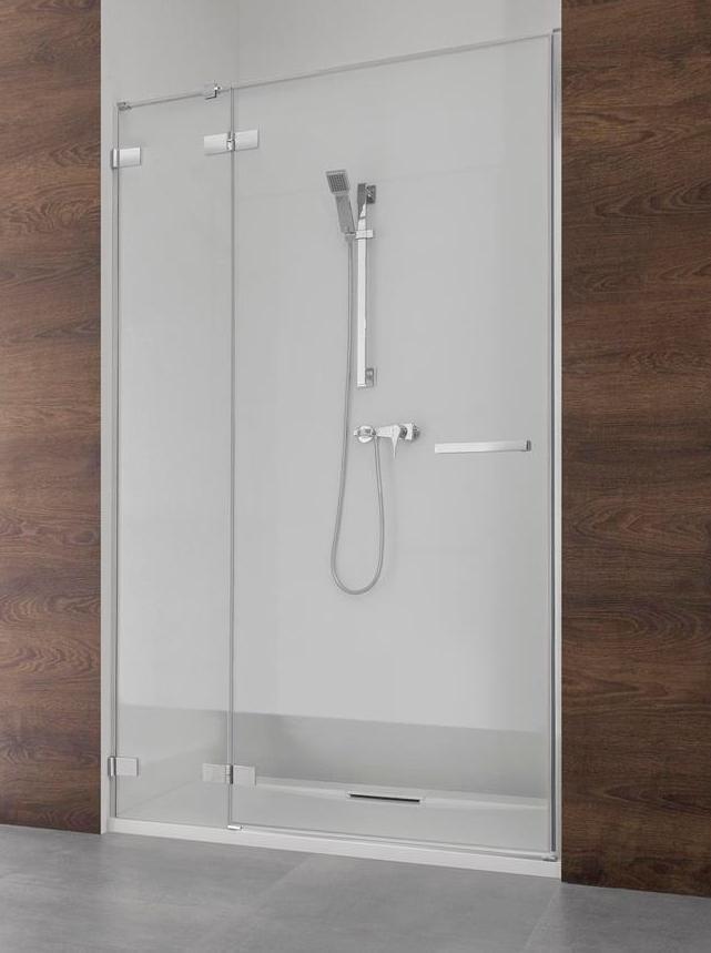 Душевая дверь Radaway Euphoria DWJ 90 L прозрачное душевая дверь radaway carena dwj 90 l хром коричневое