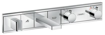 Термостат для 2 потребителей Hansgrohe RainSelect 15359000
