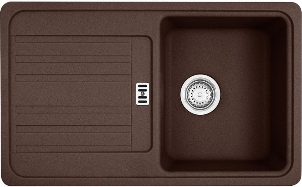 Кухонная мойка Franke Euroform EFG 614-78 шоколад 114.0263.461