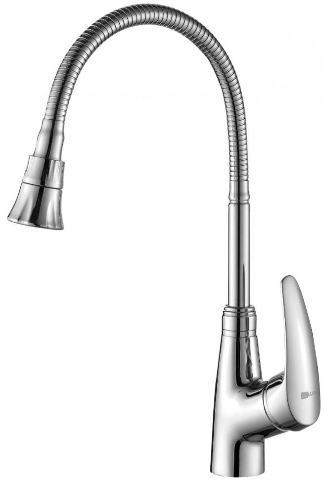Фото - Смеситель для кухни Lemark Linara LM0413C смеситель для кухни lemark для кухни lm4905cw