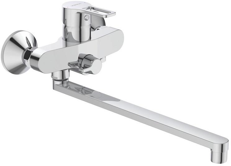 смеситель для ванны vidima seva light b8954aa Смеситель для ванны Vidima Hype BA400AA