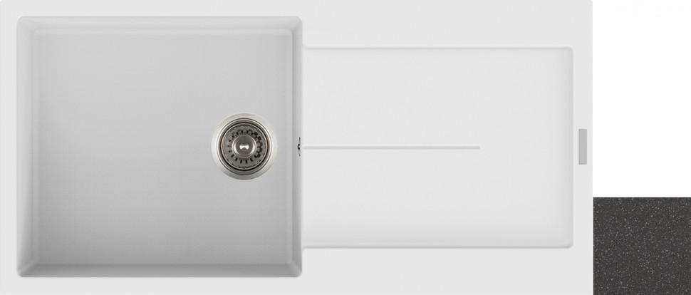 цена на Кухонная мойка лава Longran Enigma ENG1000.500 - 40