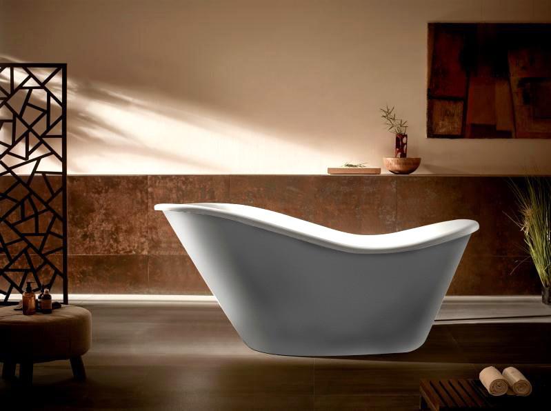 Акриловая ванна 170х80 см Gemy G9231 акриловая ванна gemy g9245