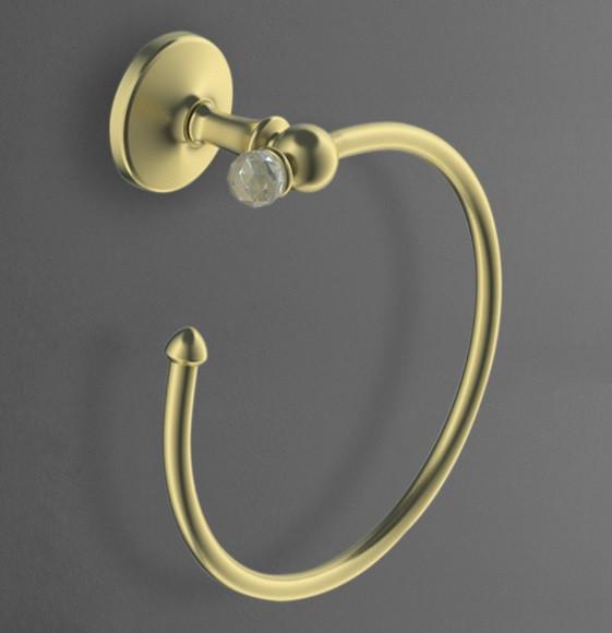 Кольцо для полотенец Art&Max Antic Crystal AM-E-2680SJ-Do