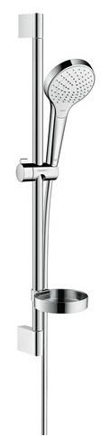 Набор для душа, 0,65 м, с мыльницей Casetta Hansgrohe Croma Select S Vario 26566400