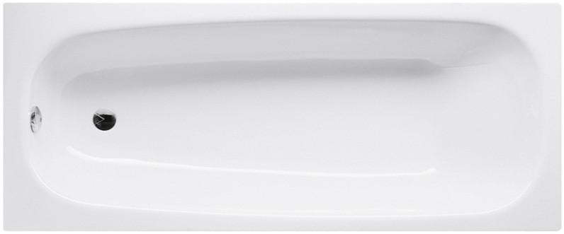 купить Стальная ванна 180х80 см Bette BetteForm 3800-000 AD,PLUS с покрытием Glase-Plus дешево