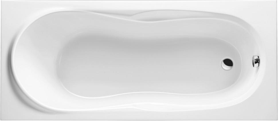 Акриловая ванна 170х75,5 см Excellent Sekwana WAEX.SEK17WH flock excellent