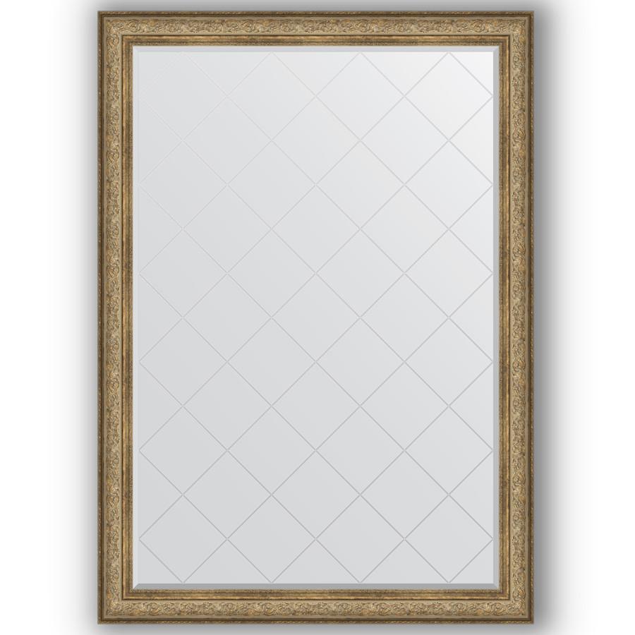 Фото - Зеркало 135х190 см виньетка античная бронза Evoform Exclusive-G BY 4511 зеркало 75х130 см виньетка античная бронза evoform exclusive g by 4230