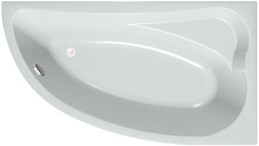 Акриловая ванна 160х90 см L Kolpa San Calando Basis акриловая ванна kolpa san bell e2 170x80 basis