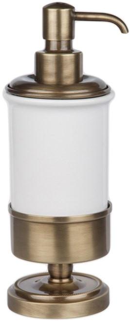 Дозатор жидкого мыла бронза Tiffany World Bristol TWBR180br