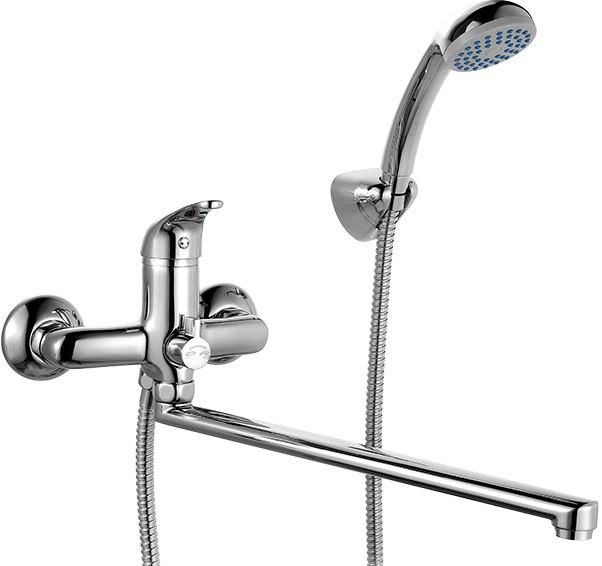 Смеситель для ванны Milardo Davis DAVSBLCM10 смесители для ванны milardo enisey enisblcm10