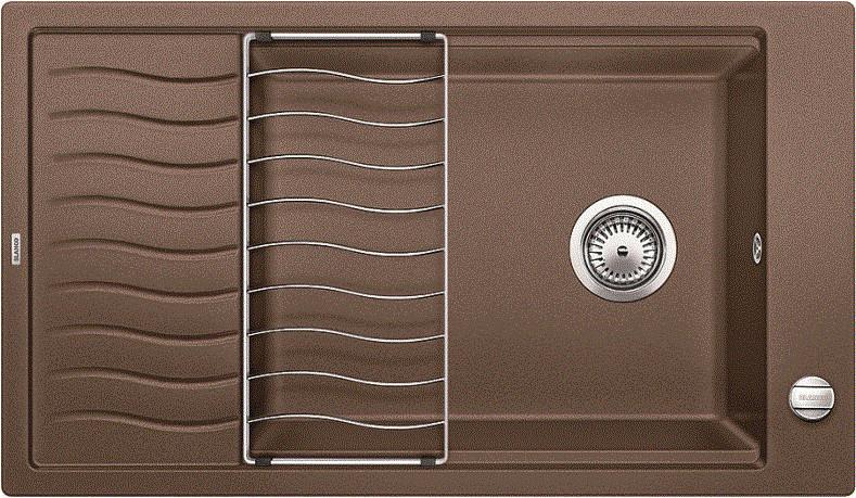 Кухонная мойка Blanco Elon XL 8S мускат 521865