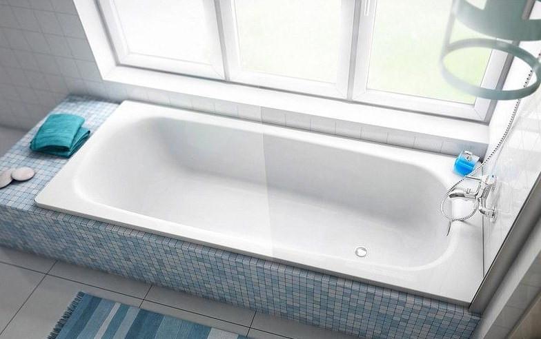 Стальная ванна 150х70 см BLB Universal HG B50H blb b60esls