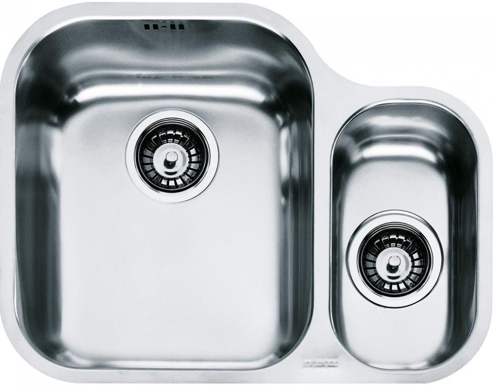 цена на Кухонная мойка Franke Armonia AMX 160 полированная сталь 122.0021.448