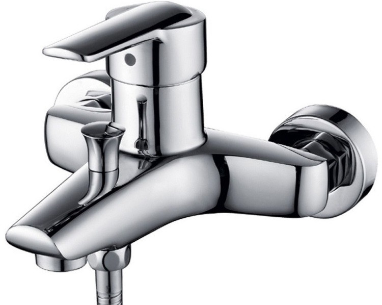 Смеситель для ванны Kaiser Orbit 20022 air tube 2 way 6mm dia quick joiner push in connector pneumatic fitting 10pcs