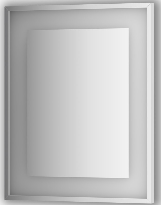 Фото - Зеркало 60х75 см Evoform Ledside BY 2201 зеркало 60х75 см evoform lumline by 2003