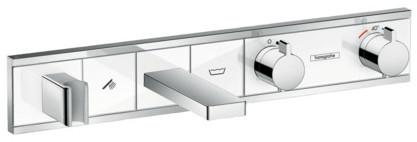 Термостат для 2 потребителей Hansgrohe RainSelect 15359400