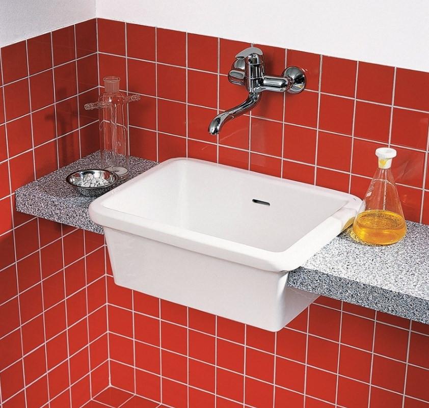 Кухонная мойка 59 см Jika Doris 8510290000001