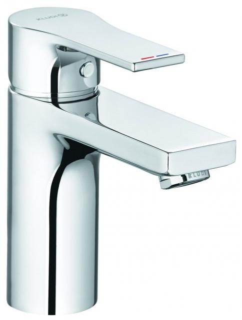 Смеситель для раковины с донным клапаном Kludi Zenta SL 482980565