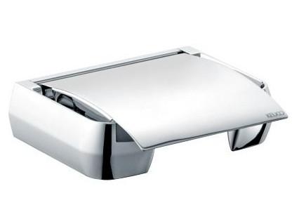 KEUCO (Edition Palais) Держатель для туалетной бумаги с крышкой, хром 40060010000 цена