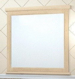 Зеркало 88х88 см белый Opadiris Гарда Z0000002400 зеркало opadiris z0000013835