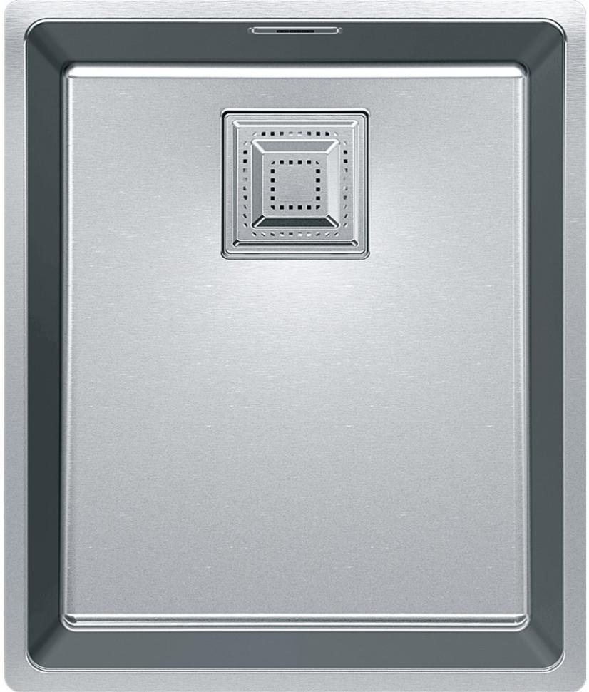 Кухонная мойка Franke Centinox CMX 110-34 полированная сталь 122.0288.096 franke kbx 110 34 нерж сталь зеркальная