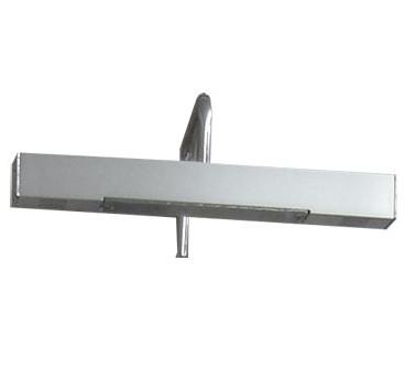 Светильник VERONICA-3 алюминий-хром Акватон 1AX010SVXX000