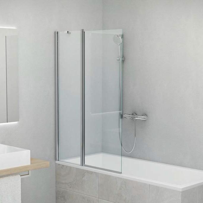 Шторка для ванны Roltechnik TV2 732-9700000-00-02 прозрачное фото