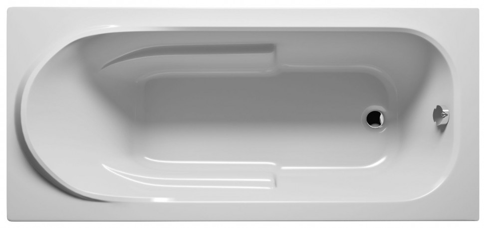 Акриловая ванна 175х80 см Riho Columbia BA0400500000000 брюки спортивные columbia columbia anytime outdoor boot cut pant