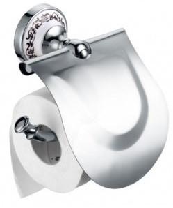 Держатель туалетной бумаги Fixsen Bogema FX-78510 держатель запасной туалетной бумаги fixsen bogema gold fx 78510bg золото белый