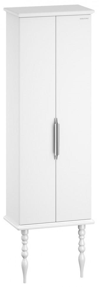 цена на Пенал напольный белый глянец Edelform Decora 3-721-00